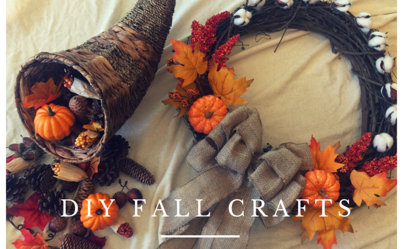 DIY Fall Decor & Spray